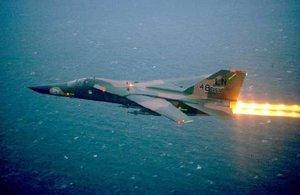 F-15E STRIKE WING F-111アードバーク